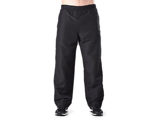 Straight Leg Track Pant Black 3