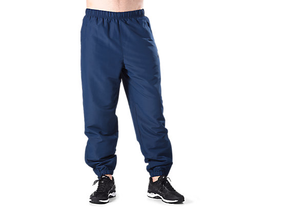 Warm Up Track Pant Navy 3