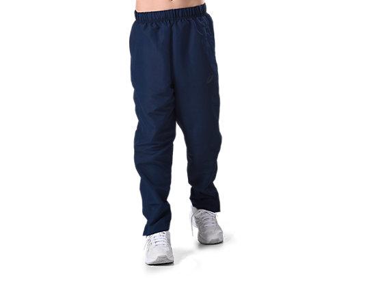 Youth Straight Leg Track Pant Navy 3
