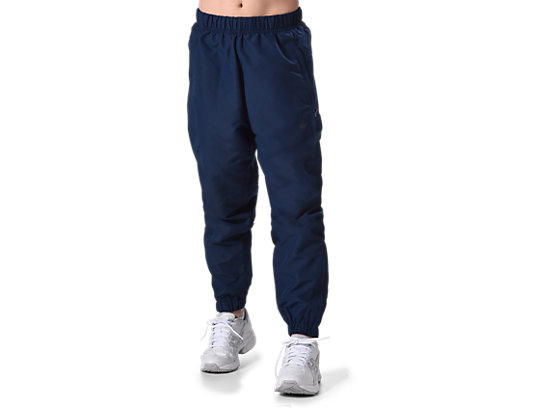 Youth Warm Up Track Pant Navy 3