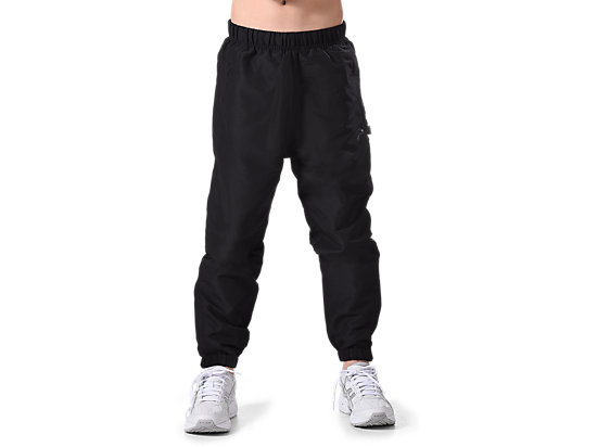 Youth Warm Up Track Pant Black 3