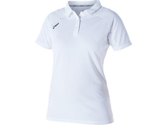 Athletic Polo White 3