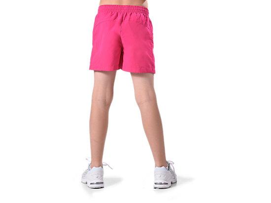 Youth Logo Short Ultra Pink 7