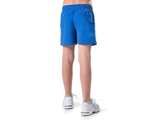 Youth Logo Short Asics Blue 7