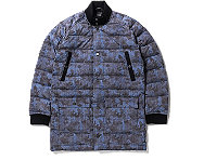 SHORT DOWN COAT(GRAPHIC)