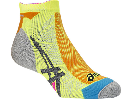 Noosa Ped Sock Solid Yellow 3