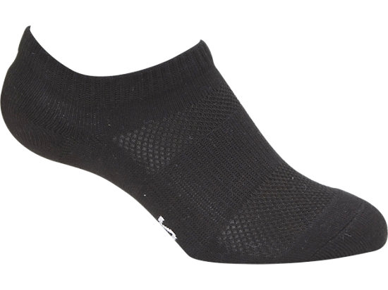 Pace Invisible Sock - Solid Black 3