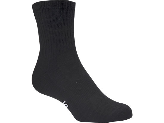 Pace Quarter Sock Black 3