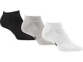 3pk Pace Low Socks