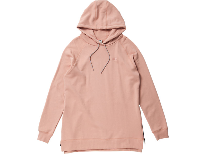 CLASSIC PULLOVER HOODIE BLUSH 1 FT