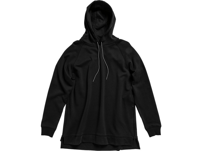 CLASSIC PULLOVER HOODIE Black 1 FT