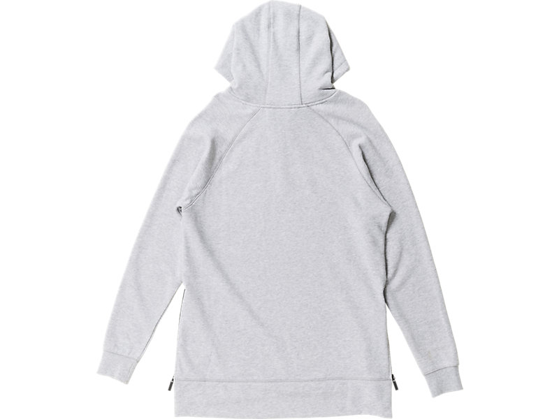 CLASSIC PULLOVER HOODIE HEATHER GREY 1 BK