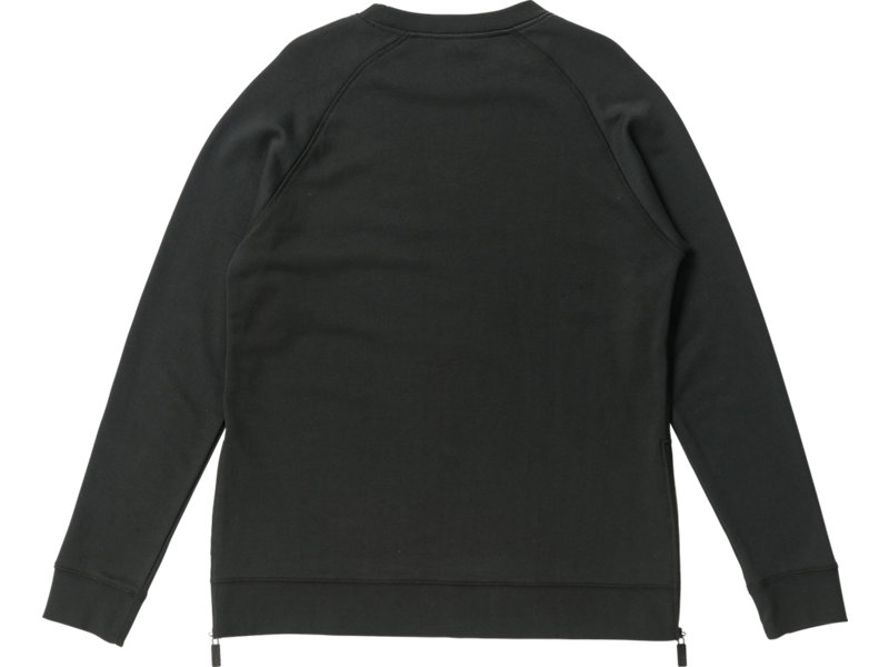 CLASSIC LONG SLEEVE CREW Black 5 BK