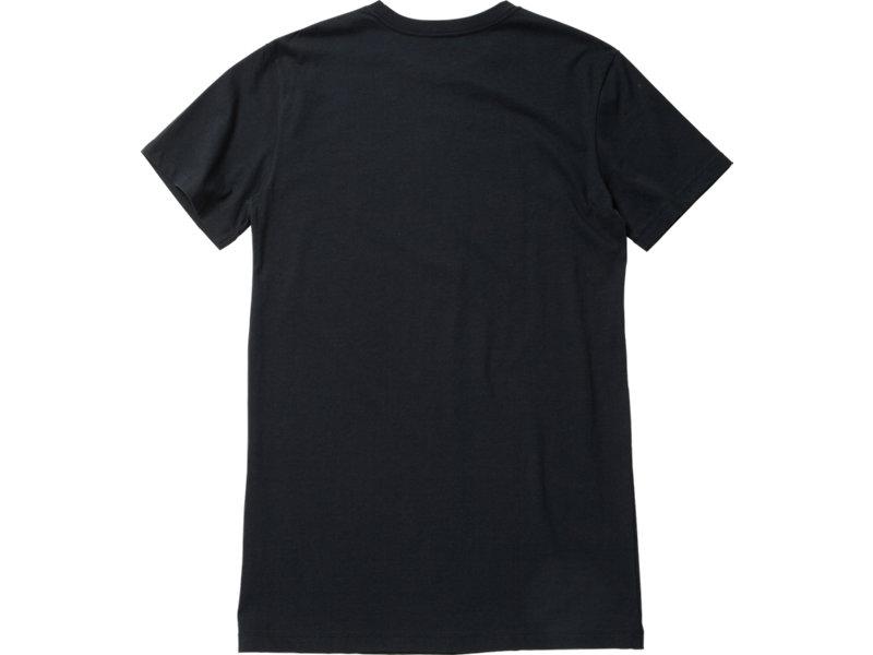 LOGO TEE Black/White 5 BK