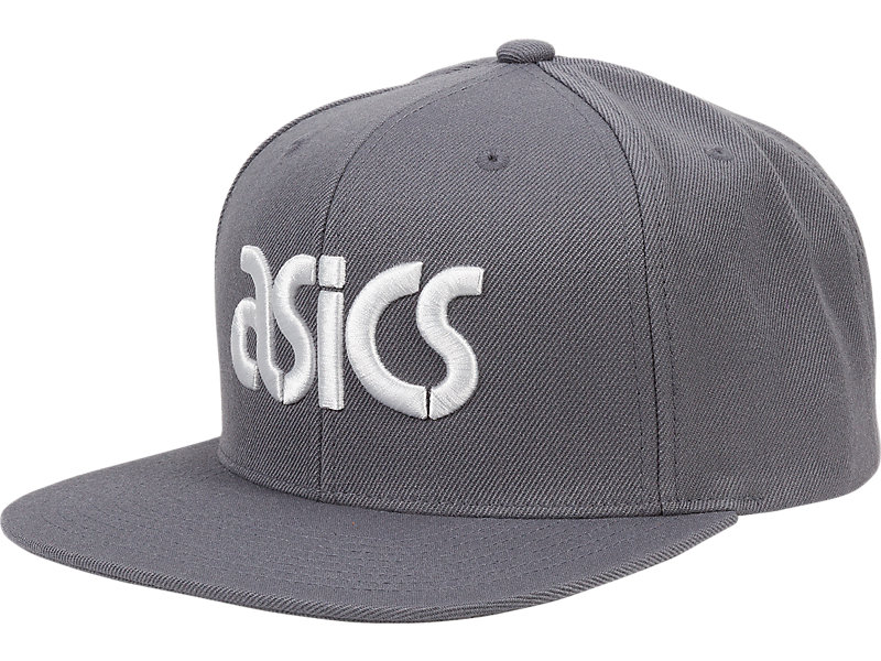 LOGO SNAP BACK Dark Grey/White 5 FT