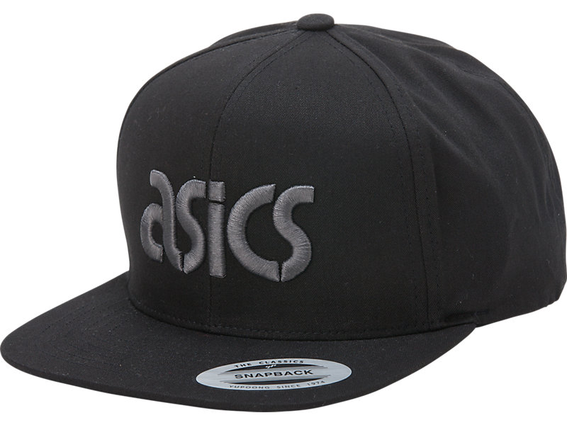 LOGO SNAP BACK Black/Dark Grey 1 FT