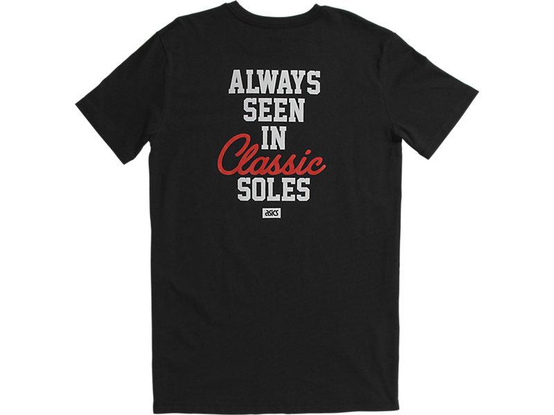 Classic Soles Tee Black 1 FT