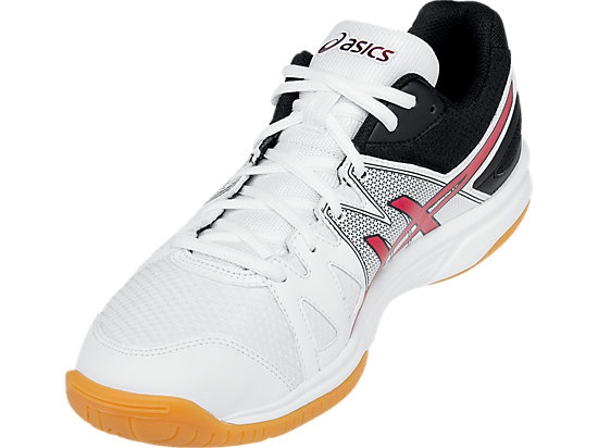 GEL-Upcourt White/Racing Red/Black 11