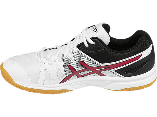 GEL-Upcourt White/Racing Red/Black 15