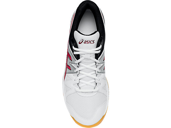 GEL-Upcourt White/Racing Red/Black 23