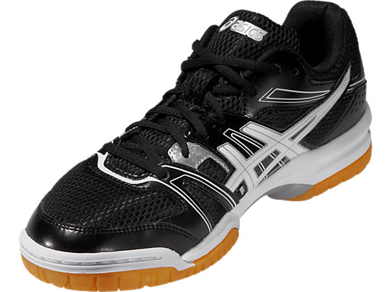 GEL-ROCKET 7 BLACK/WHITE/SILVER 7