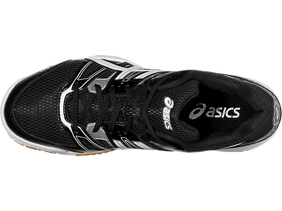 GEL-ROCKET 7 BLACK/WHITE/SILVER 19