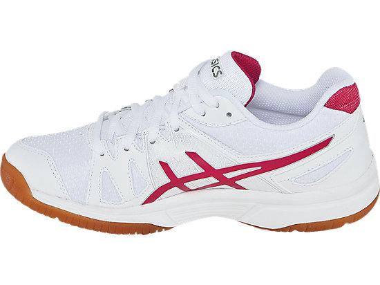 GEL-Upcourt White/Raspberry/Silver 11