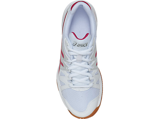 GEL-Upcourt White/Raspberry/Silver 19