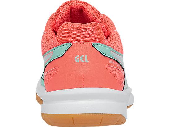 GEL-Upcourt Mint/White/Fiery Coral 23