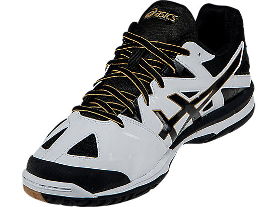GEL-Tactic White/Black/Pale Gold 11