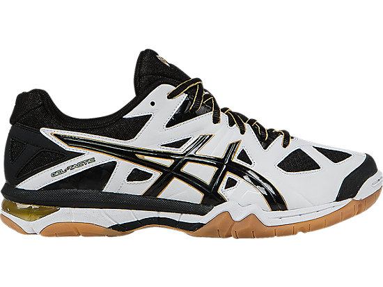 GEL-Tactic White/Black/Pale Gold 3