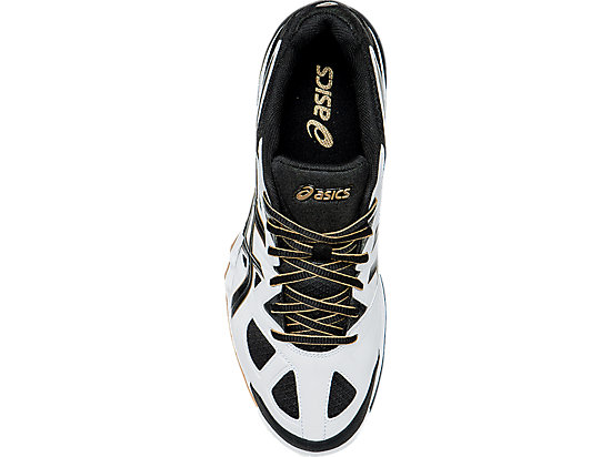 GEL-Tactic White/Black/Pale Gold 23