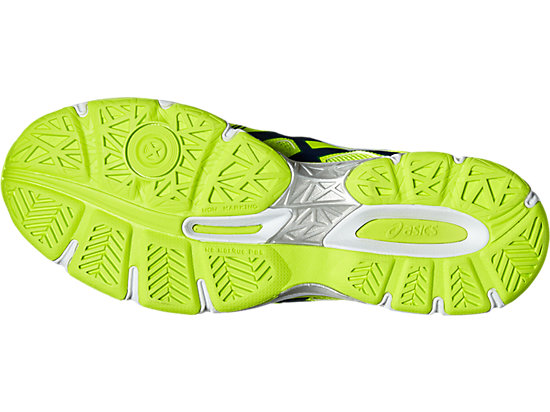 GEL-NETBURNER BALLISTIC SAFETY YELLOW/POSEIDON/GREEN 15