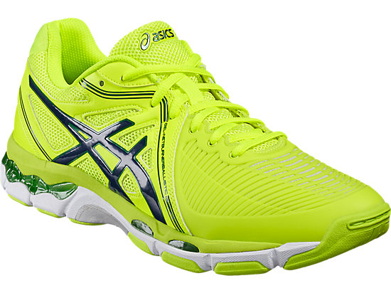 GEL-NETBURNER BALLISTIC SAFETY YELLOW/POSEIDON/GREEN 3
