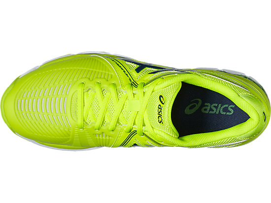 GEL-NETBURNER BALLISTIC SAFETY YELLOW/POSEIDON/GREEN 19