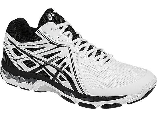 GEL-Netburner Ballistic MT White/Black/Silver 7