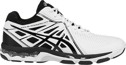 GEL-Netburner Ballistic MT White/Black/Silver 3 RT