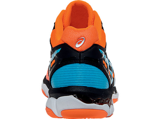 GEL-Netburner Ballistic MT Flash Orange/Atomic Blue/Midnight 27