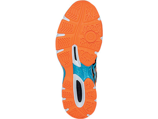 GEL-Netburner Ballistic MT Flash Orange/Atomic Blue/Midnight 19