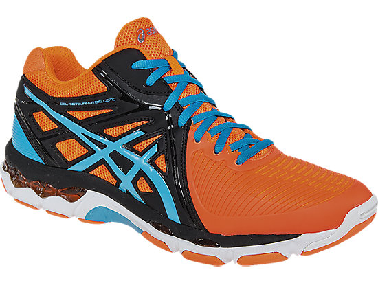 GEL-Netburner Ballistic MT Flash Orange/Atomic Blue/Midnight 7