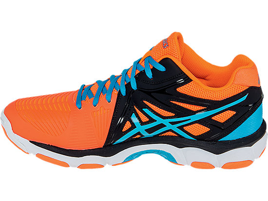 GEL-Netburner Ballistic MT Flash Orange/Atomic Blue/Midnight 15