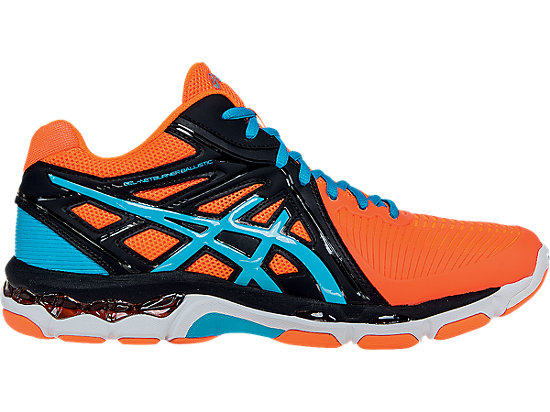 GEL-Netburner Ballistic MT Flash Orange/Atomic Blue/Midnight 3