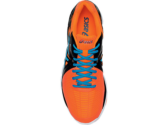 GEL-Netburner Ballistic MT Flash Orange/Atomic Blue/Midnight 23