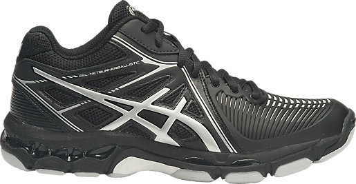 GEL-Netburner Ballistic MT Black/Silver 3 RT