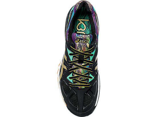 GEL-Tactic Black/Gold/Electric Green 23