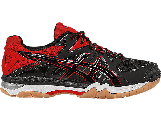 GEL-Tactic Black/Black/Fiery Red 3