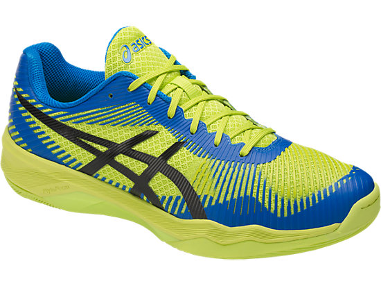 VOLLEY ELITE FF ENERGY GREEN/DIRECTOIRE BLUE/BLACK