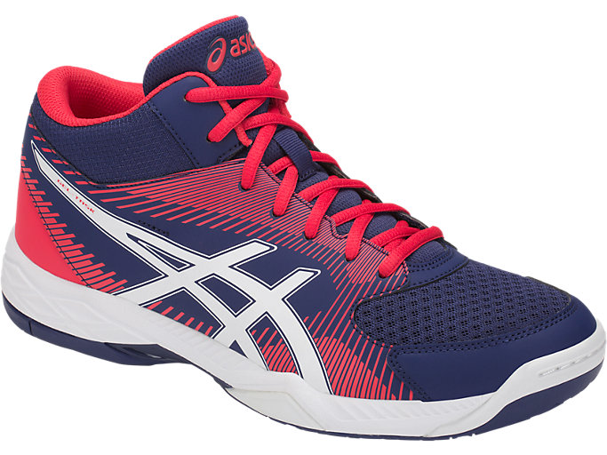 Men's GEL TASK MT | BLUE PRINTWHITE | Squash & Badminton