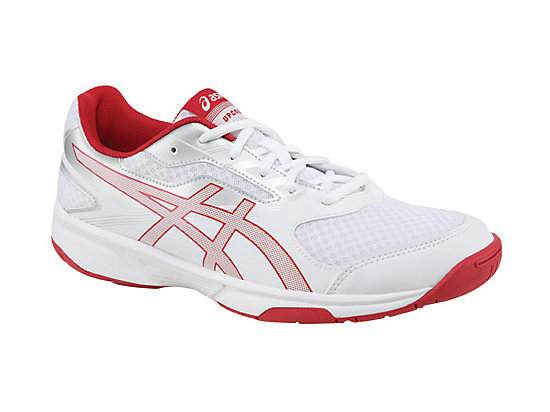 UPCOURT 2 WHITE/RED
