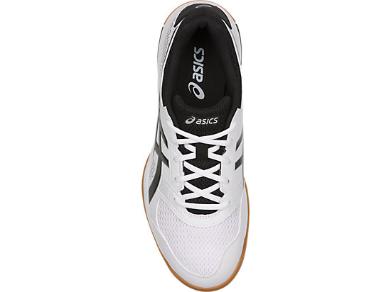 GEL-ROCKET 8 WHITE/BLACK/SILVER